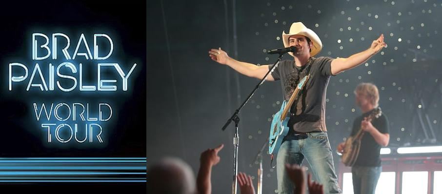 Brad Paisley at Schottenstein Center