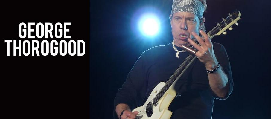 George Thorogood at Celeste Center
