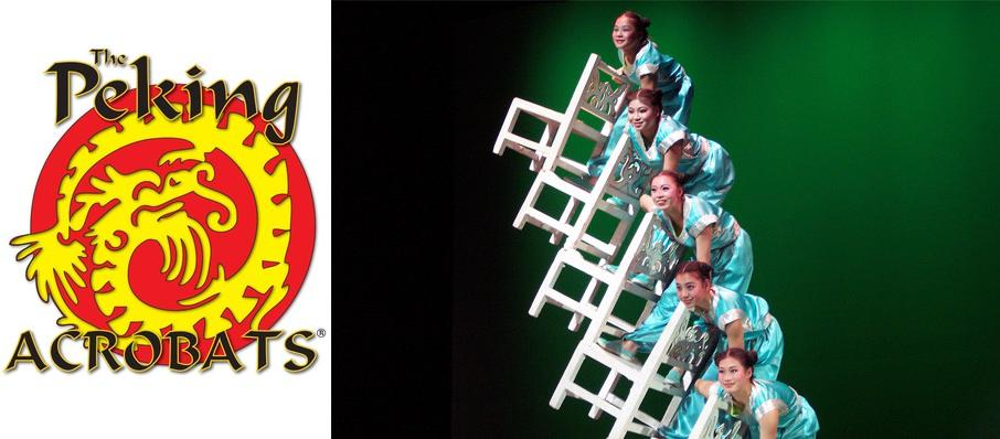 Peking Acrobats at Southern Theater