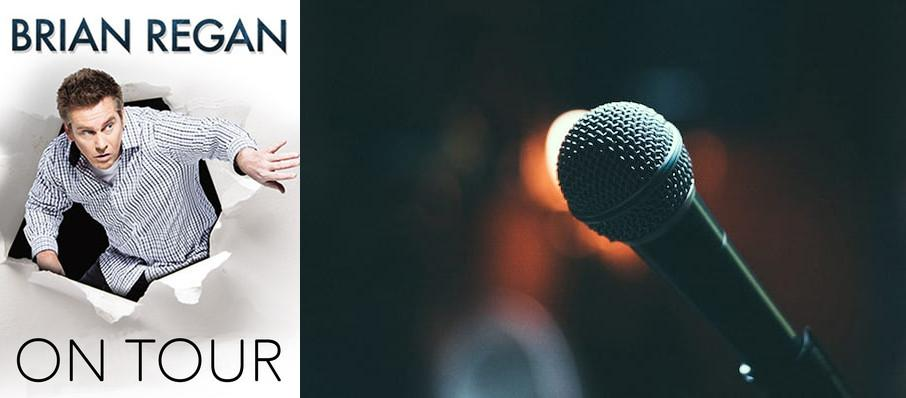 Brian Regan at Palace Theater