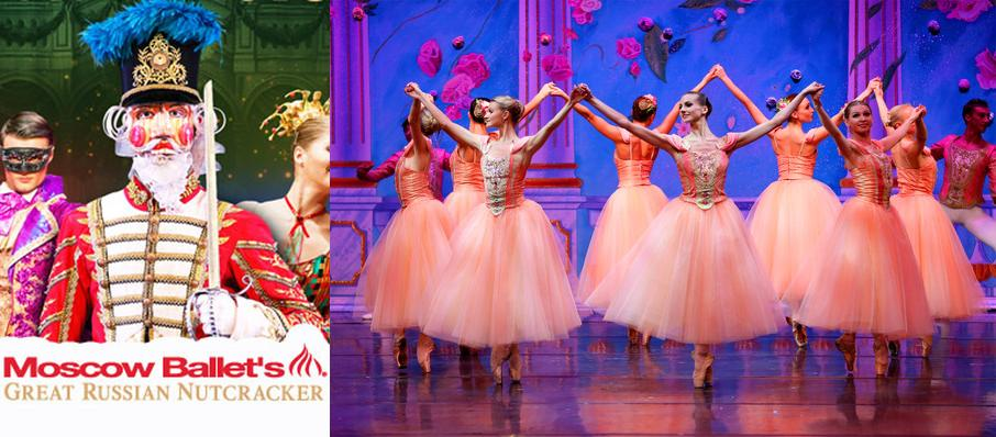 Moscow Ballet's Great Russian Nutcracker at EXPRESS LIVE!