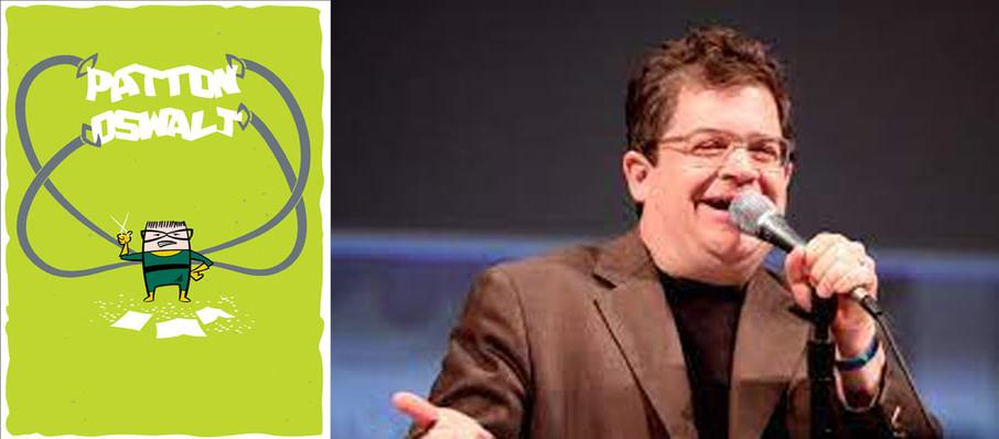 Patton Oswalt at Ohio Theater