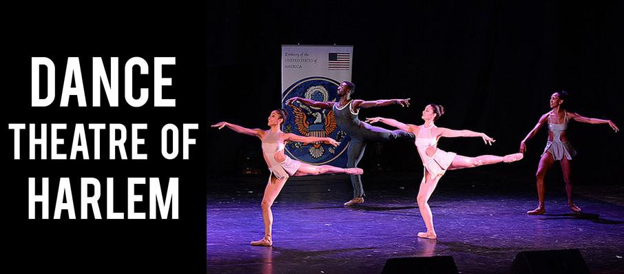 Dance Theatre of Harlem at Palace Theater