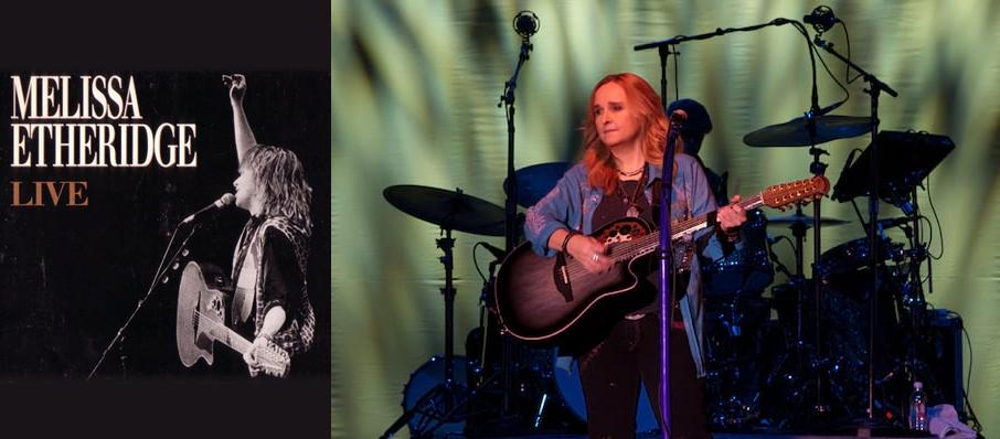Melissa Etheridge at Midland Theatre