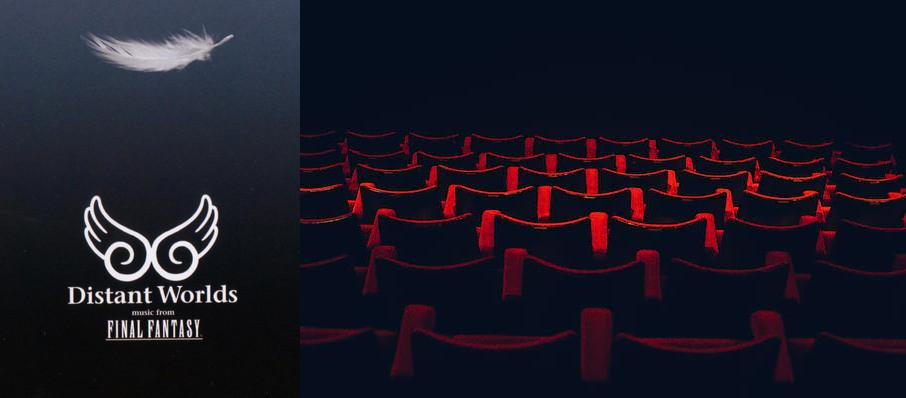 Distant Worlds: Music From Final Fantasy at Ohio Theater