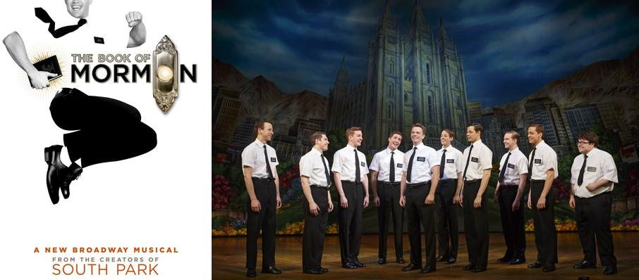 The Book of Mormon at Ohio Theater
