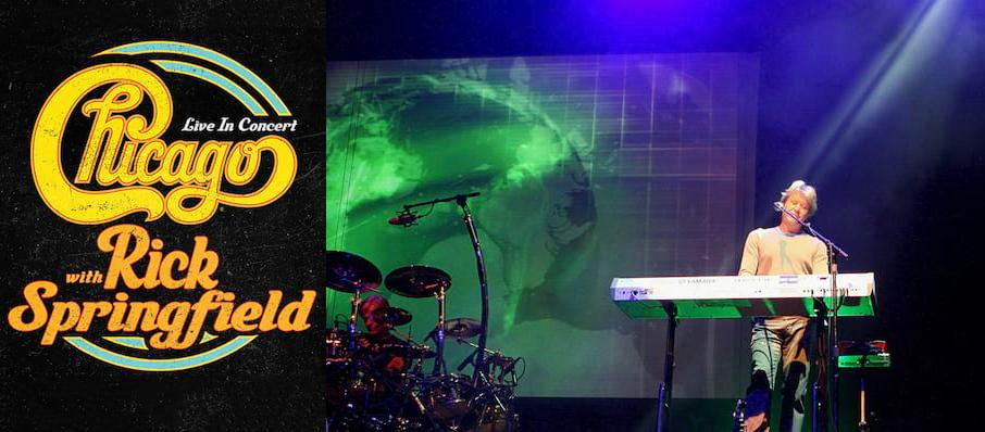 Chicago - The Band at Palace Theater