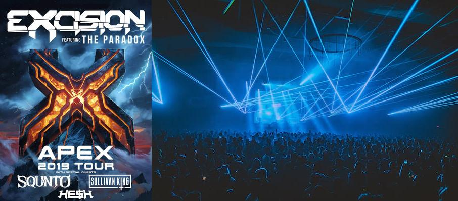 Excision at EXPRESS LIVE!