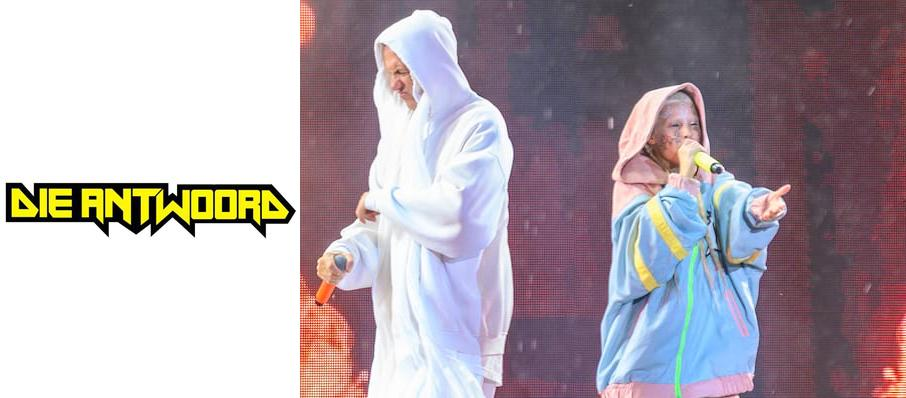 Die Antwoord at EXPRESS LIVE!