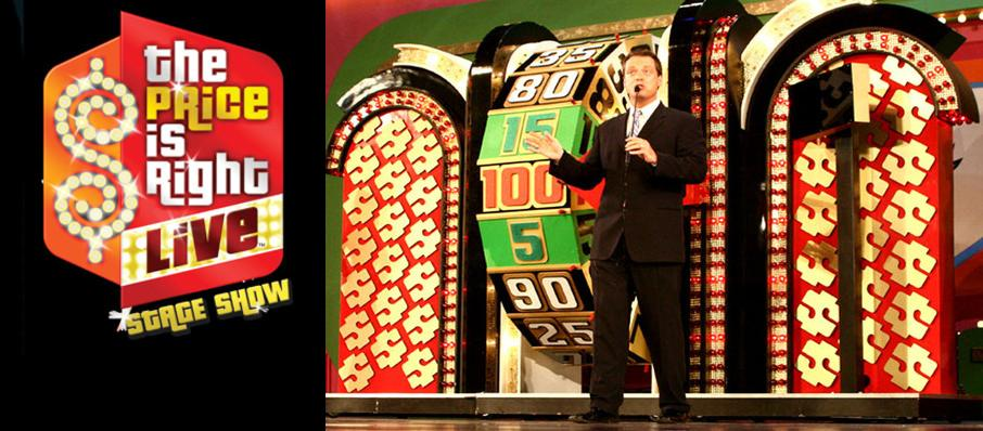 The Price Is Right - Live Stage Show at Ohio Theater