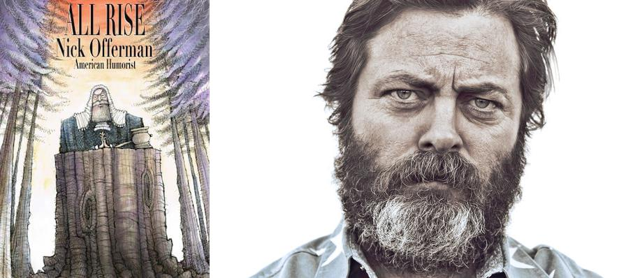 Nick Offerman at Palace Theater