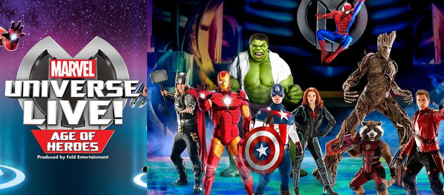 Marvel Universe Live! at Schottenstein Center