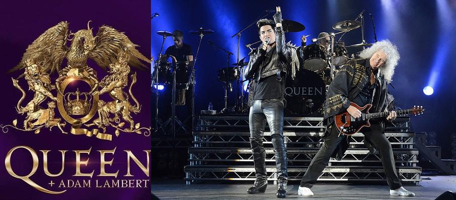 Queen & Adam Lambert at Nationwide Arena