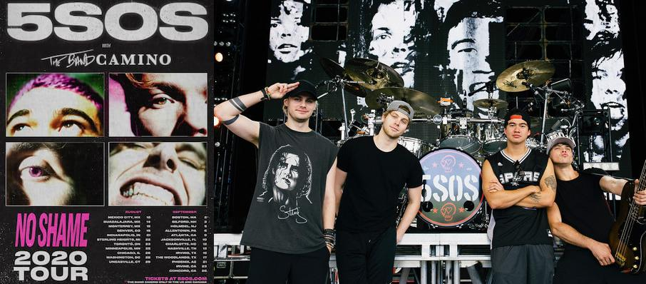 5 Seconds of Summer at EXPRESS LIVE!