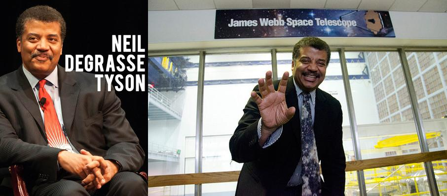 Neil DeGrasse Tyson at Palace Theater