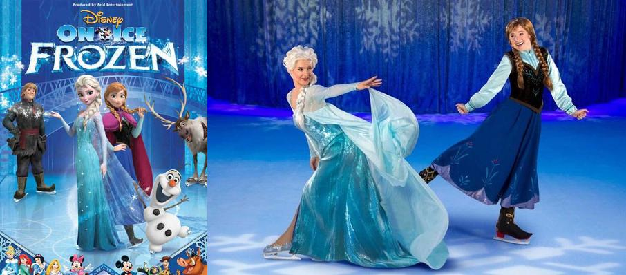 Disney On Ice: Frozen at Schottenstein Center