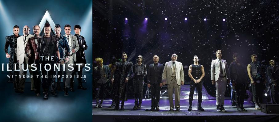 The Illusionists at Palace Theater