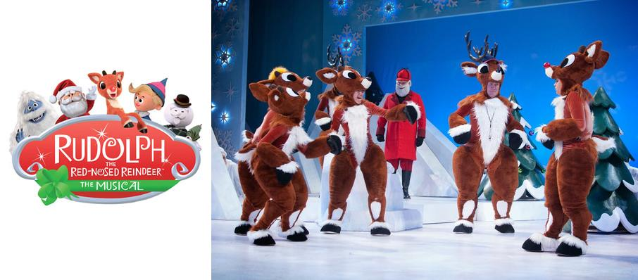 Rudolph the Red-Nosed Reindeer at Palace Theater