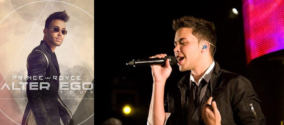 Prince Royce at Palace Theater