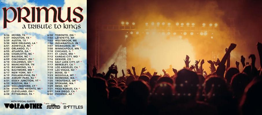 Primus at EXPRESS LIVE!