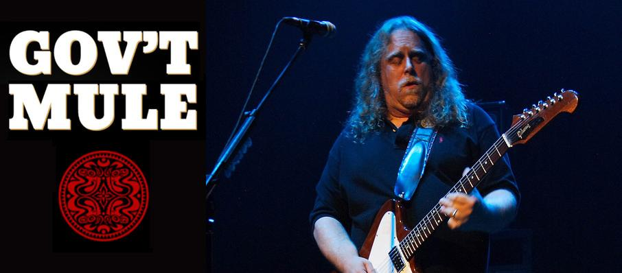 Gov't Mule at EXPRESS LIVE!