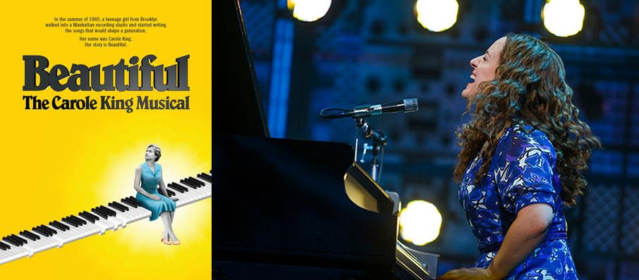 Beautiful: The Carole King Musical at Ohio Theater