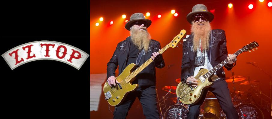 ZZ Top at Palace Theater