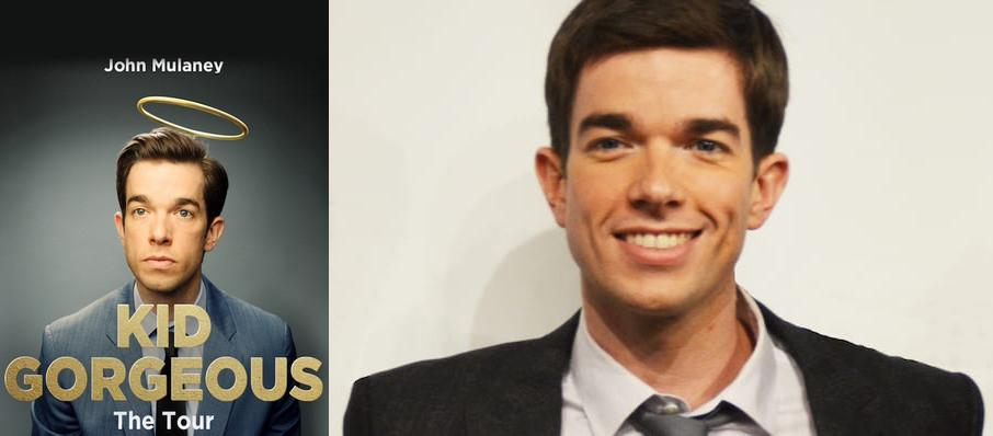 John Mulaney at Mershon Auditorium