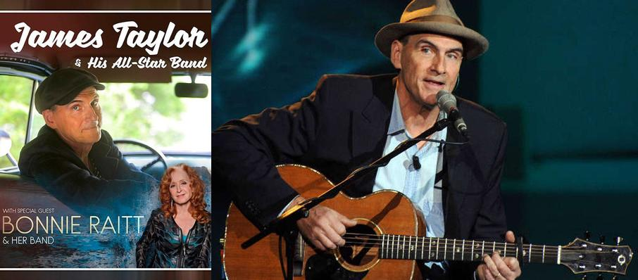 James Taylor & Bonnie Raitt at Schottenstein Center