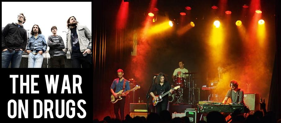 The War On Drugs at EXPRESS LIVE!