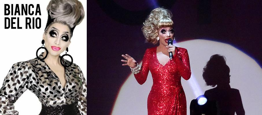 Bianca Del Rio at Southern Theater