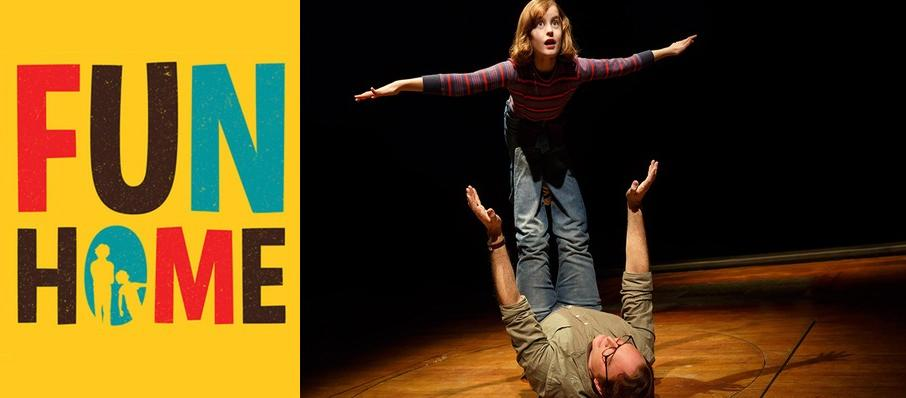 Fun Home at Studio II Riffe Center