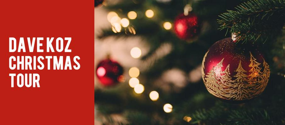Dave Koz Christmas Tour at Palace Theater