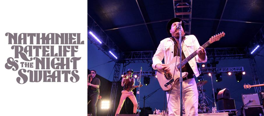 Nathaniel Rateliff and The Night Sweats at EXPRESS LIVE!