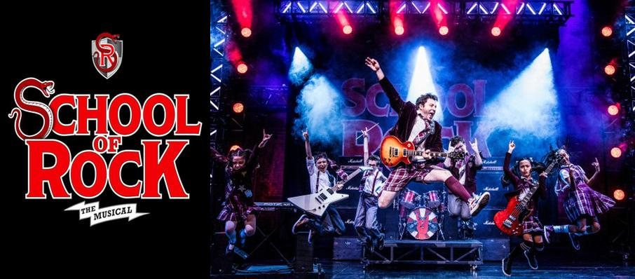 School of Rock at Ohio Theater