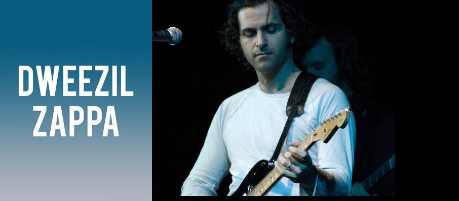 Dweezil Zappa at Lincoln Theatre
