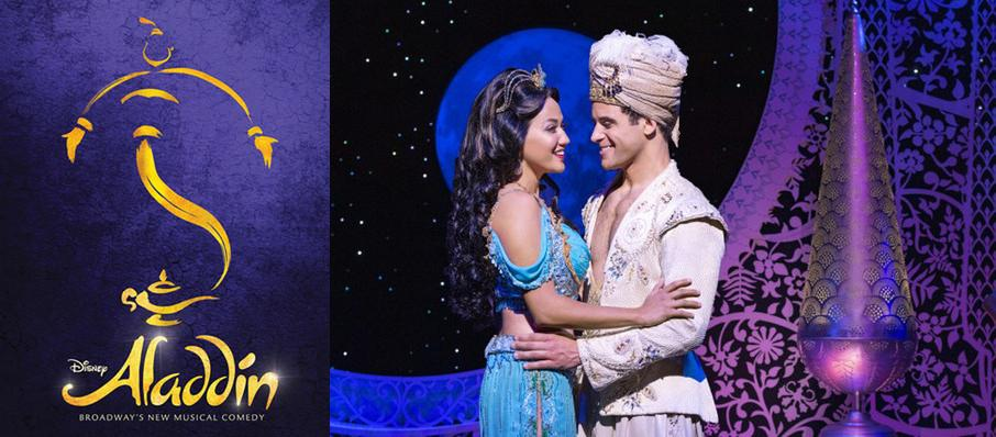 Aladdin at Ohio Theater