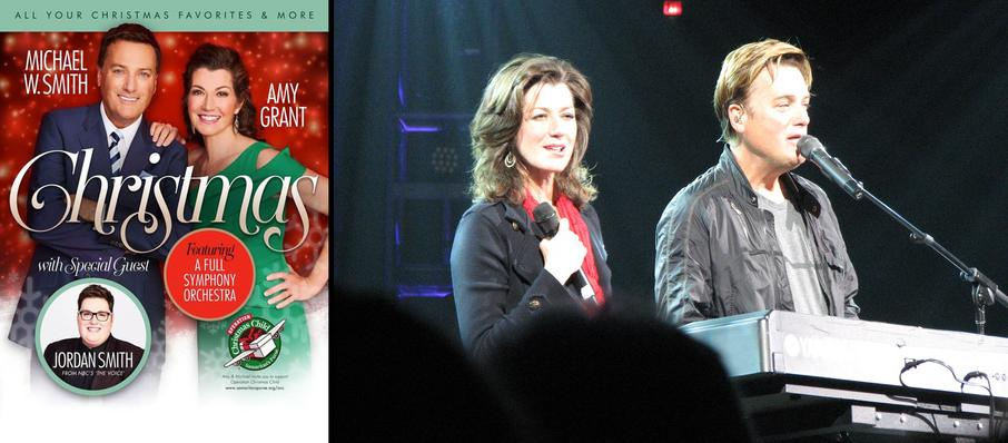 Amy Grant & Michael W. Smith at Nationwide Arena