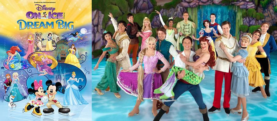 Disney On Ice: Dream Big at Nationwide Arena
