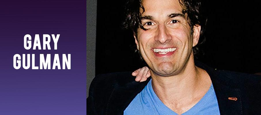 Gary Gulman at Newport Music Hall