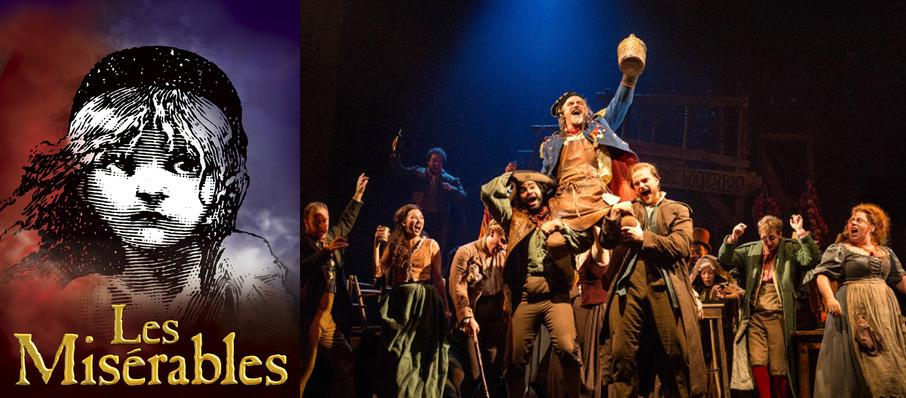 Les Miserables at Ohio Theater