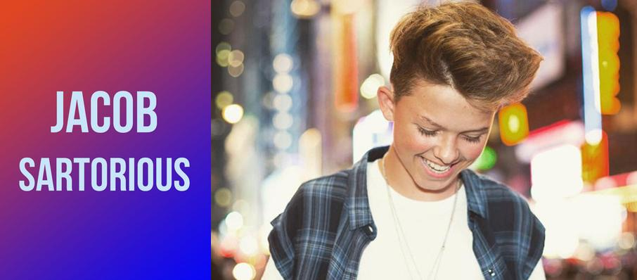 Jacob Sartorius at Newport Music Hall
