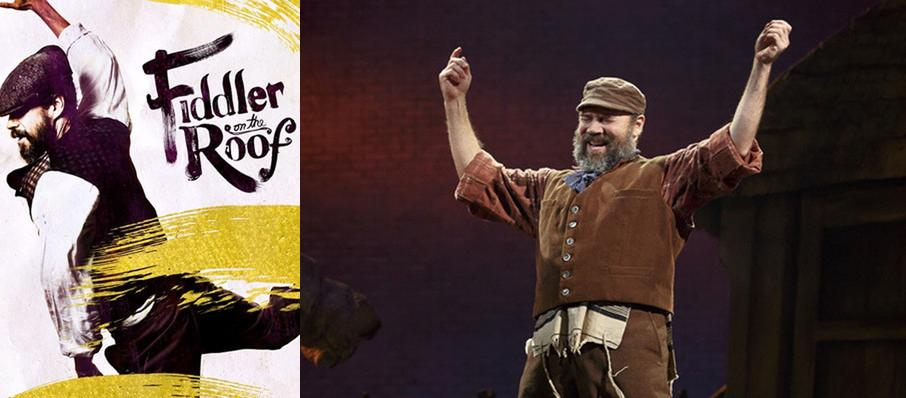 Fiddler on the Roof at Palace Theater