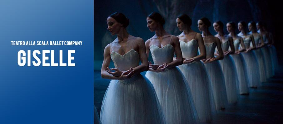 Teatro alla Scala Ballet Company - Giselle at Capitol Theater