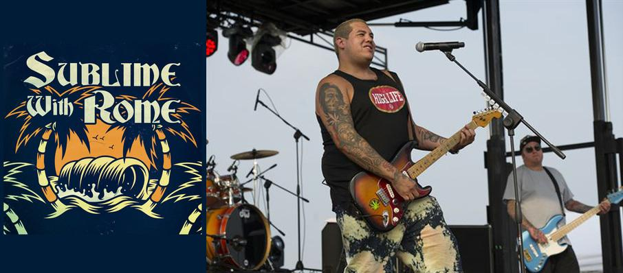 Sublime with Rome at EXPRESS LIVE!