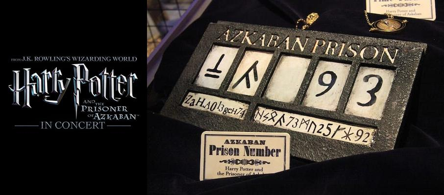 Harry Potter and the Prisoner of Azkaban in Concert at Ohio Theater