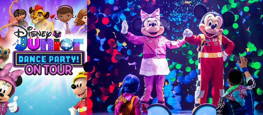 Disney Junior Live: Dance Party at Palace Theater