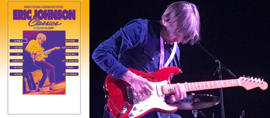 Eric Johnson at Columbus Athenaeum