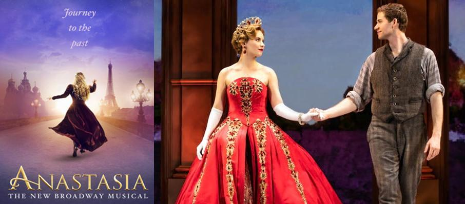 Anastasia at Ohio Theater