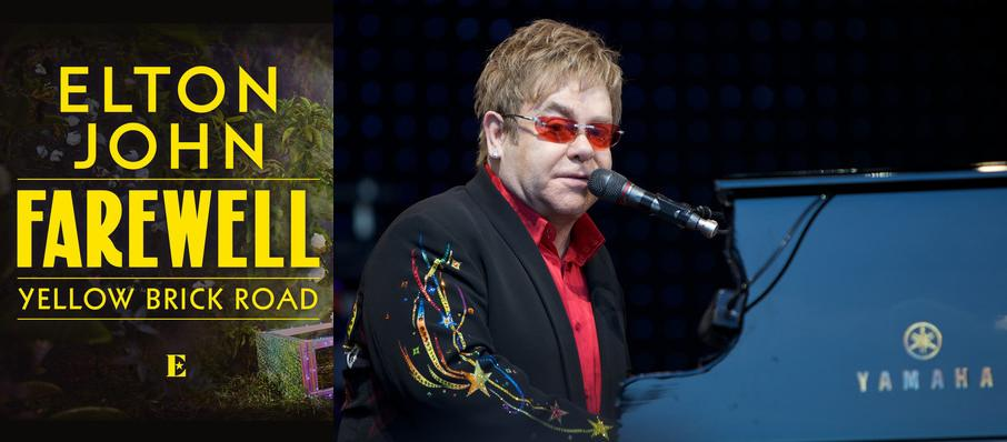 Elton John at Schottenstein Center